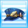 Galactic Railways Staff Hat Blue
