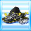 Lil' Devil's Hat Yellow