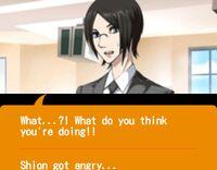 Stage 1 - Shion Encounter - I forgot my Student!