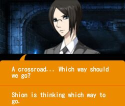 Stage 3 - Shion Encounter