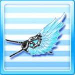 Wing eye patch - Blue