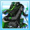 The Devil's Apprentice Green