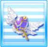 Angel's Crown Purple