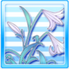 Easter Lily Blue