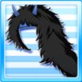 Warrior Headpiece Black