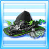 Lil' Devil's Hat Green