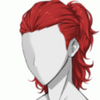 Avid Hair Red