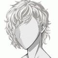 Long Wavy Wig Silver
