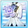 White Colored Butler