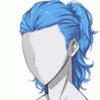 Avid Hair Blue