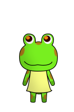 Animal Crossing Domingo