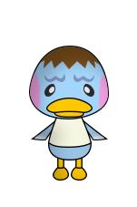 Animal Crossing VT Pate