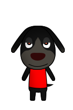 Animal Crossing Darkbone