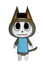 Animal Crossing Képi