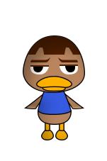 Animal Crossing VT Weber
