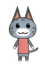 Animal Crossing VT Lolly