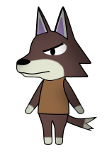 Animal Crossing Verine