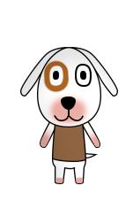 Animal Crossing VT Bones