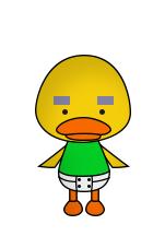 Animal Crossing VT Joey