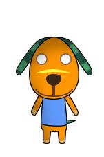 Animal Crossing VT Biskit
