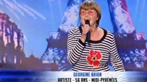 """Bêêtty nous propose sa version de """"Tu Pollues"""" (Georgîe Brion) sur le plateau de l'émission"""