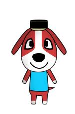 Animal Crossing Dops