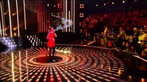"""Clara chante """"Battez-vous"""" (Brigitte) du célèbre duo sur le plateau de The Voice"""