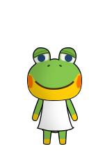 Animal Crossing VT Henri
