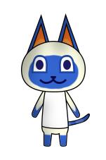 Animal Crossing VT Mitzi