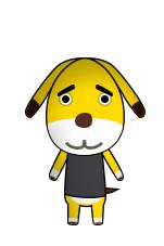 Animal Crossing VT Champagne