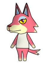 Animal Crossing VT Freya