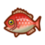 Red Snapper HHD Icon