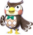 Blathers - Animal Crossing New Leaf