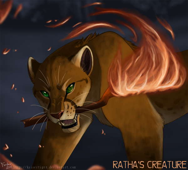 What Genre Is Warriors Into The Wild: Image - Rathas-creature Michelle Bryant.jpg