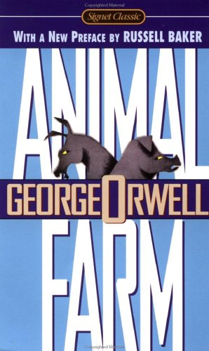 what type of genre is animal farm