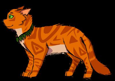 Gingerpaweeeeee