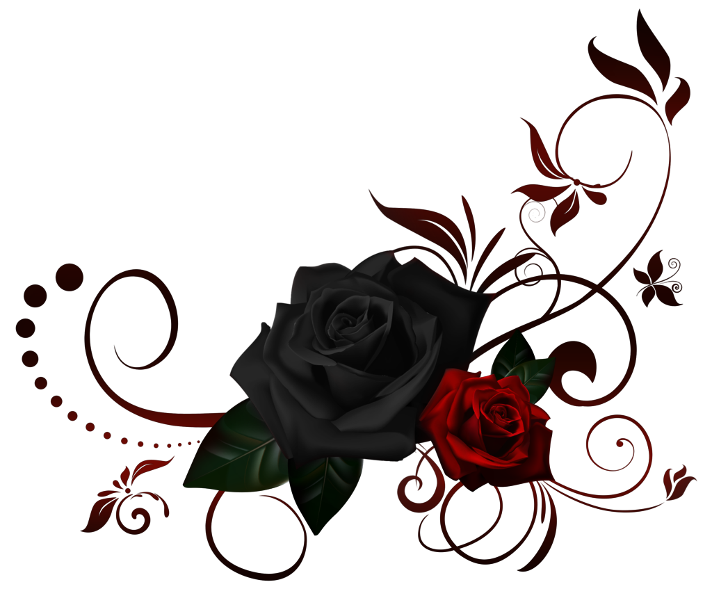 548567918 2387796 Red Rose Corner Border 9925981