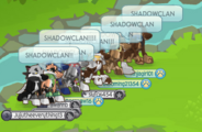 Shadowclan will rule the forest