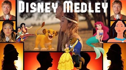 disney medley alex g and peter hollens mp3