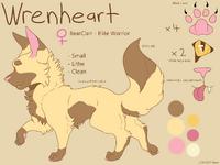 OfficialWrenheartSheet