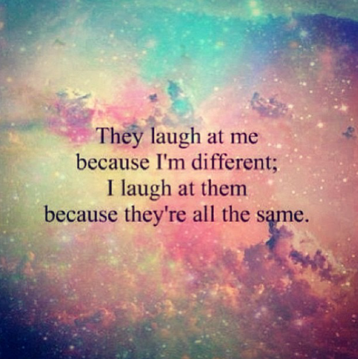 Be Yourself Quotes Cute: Cute-quotes-about-being-yourself-quoteeveryday-com
