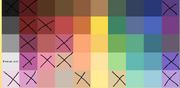 Pelt colours yeet