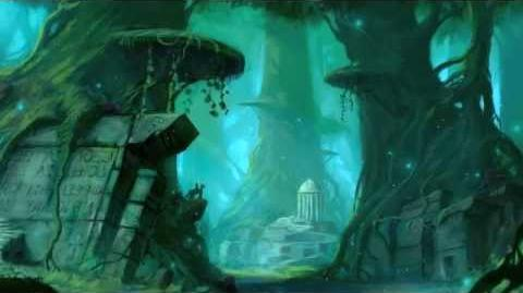 Forest Elf Music - The Forgotten Forest