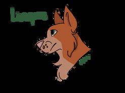 Liongaze Request (Folie)