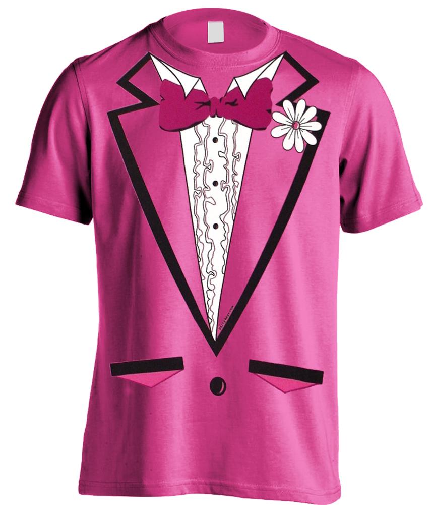 Image - Tuxedo-shirt-men-s-hot-pink-tuxedo-t-shirt-with-ruffles ...