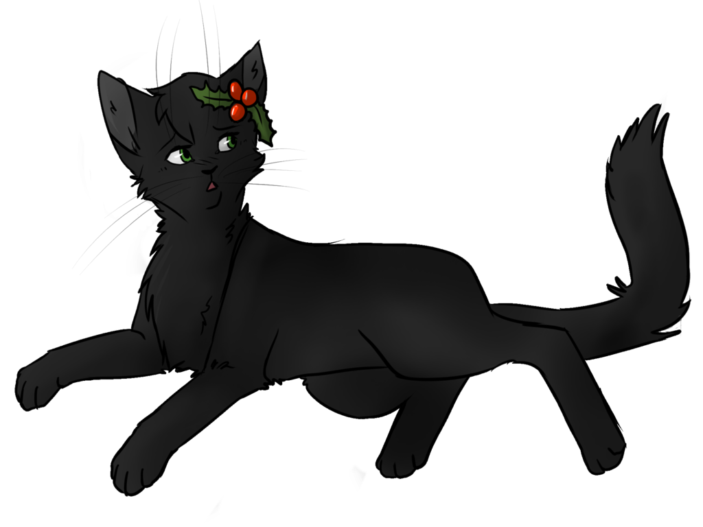 Hollyleaf Warrior Cats By Niuwna D9d31gx