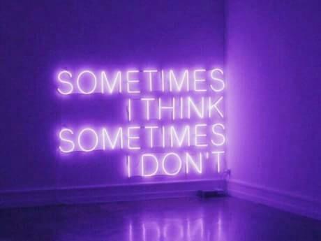 image aesthetic neon purple word favim com 4940390 jpeg animal