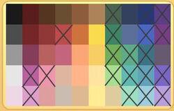 Customization colors(1)