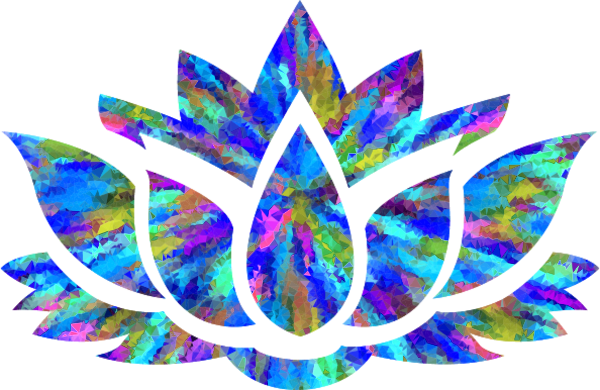 Image large low poly splash of color lotus flower silhouette 0 large low poly splash of color lotus flower silhouette 0 37922g mightylinksfo