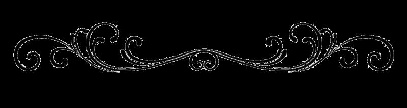 Line Art Transparent Background : Image transparent scroll border clip art black